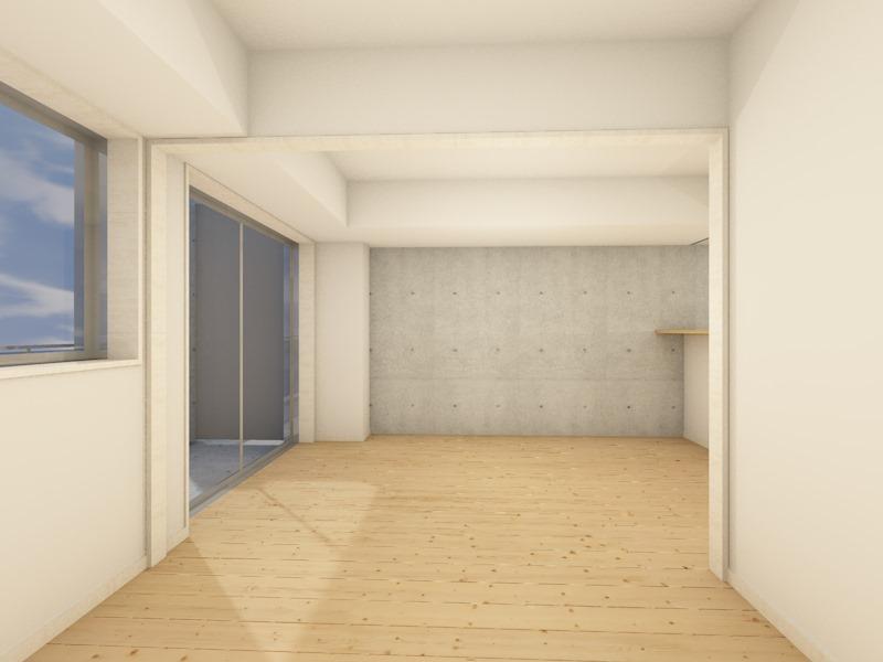 1-7号室 洋室