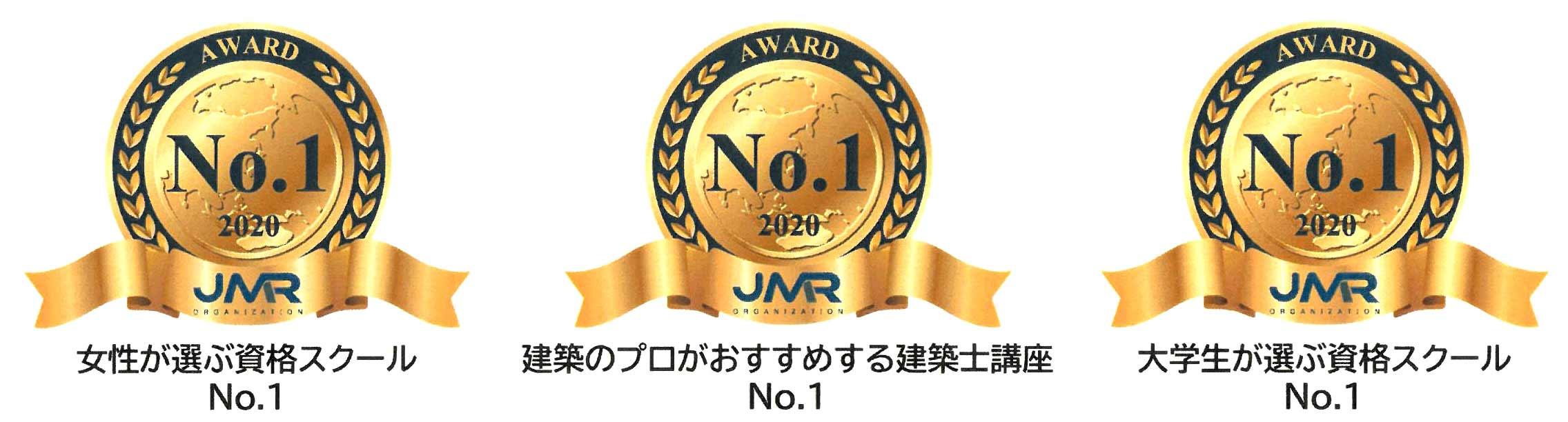 JMR No.1 3冠